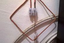 kleerhangers antennes