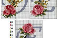 Embroidery Needle Stitches