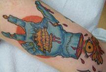 Tattoos by ChristianX / Tattoos by ChristianX @ Yonge St Tattoos #tattoosbychristianx #x1506x #tattoos #yst #yongesttattoos #yongestreettattoos #Toronto #yongestreet