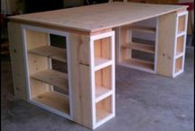 Craft tables ideas