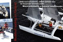 Trimaraani / Trimaraani, purjehdus, sailing, trimaran