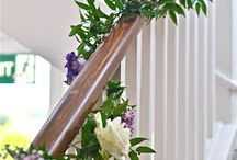 Inspire | Stair draping
