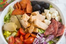 Salads / Salads are so much more than lettuce. These salad recipes will make you think you traditional salad