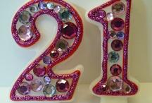 21 birthday ☺ / by Priscilla Macias