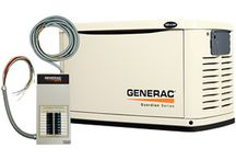 New Generac Guardian Standby Generators / The new line of Generac Guardian standby generators has been released.