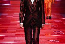 Dolce&Gabbana Spring Summer 2018 Men's Fashion Show.