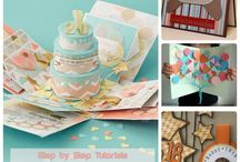 DIY Birthday Cards / Make some amazing DIY Birthday Cards with step by Step tutorials, Ideas, Designs!