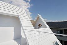 roof facade
