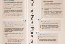 Checklist evenementen organisatie / Op zoek naar een checklist voor uw evenement? Enkele suggesties.
