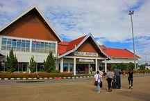 Pakse / La ciudad y provincia de Pakse, en el sur de Laos.