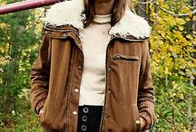 Winter Woods / Winter fashion for a cabin specifically / by Jessica Hammer