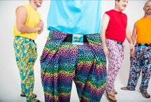 Mulletude Retro Pants / Mulletude Retro Pants on Pinterest and Website http://www.mulletonthego.com