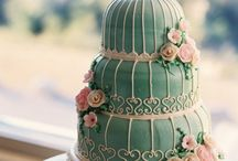 pretty cakes / by Christy (Cole) Swick