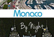 Cestování-Monako