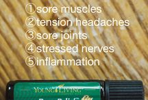 Young Living Deep Relief Essential Oils
