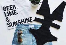 Bikinis  Summer