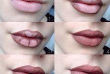 Trucco labbra