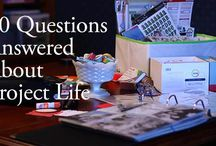 Project Life Ideas & Tips / by Laura Brookman Cook
