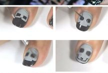 Halloween nails 17