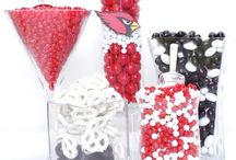 NFL Candy Buffet Kits / by Candy Galaxy
