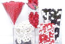 NFL Candy Buffet Kits