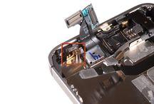 Sustitución de la placa lógica del iPhone 4s / Para sustituir la placa lógica de iPhone 4s, siga los pasos siguientes.