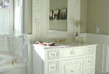 Decor: master bath