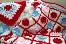 crochet afghan & squares ideas / crochet afghan & squares ideas / by Karens Kreations
