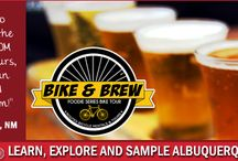 Meet the New ABQ - Al-BREW-uquerque / The breweries, beers and hoppy delights that make up Albuquerque. / by Turner PR