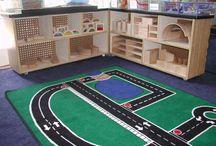 Classroom Centres / Basics about classroom centres.