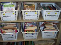 DIY Libraries / Tips and examples for creating a library of children's books in your home or classroom.
