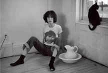 Patti Smith by Frank Stefanko / http://oigofotos.wordpress.com/2013/10/10/patti-smith-musa-nueva-york-objetivo-amigo-frank-stefanko/