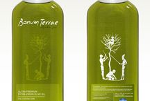 olive oil - olives