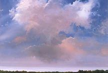 niebo  / niebo  w  sztuce