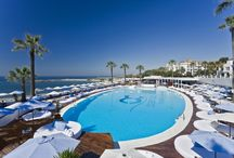 Marbella & Puerta Banus / The hottest beach, pool & boat parties including the best nightlife hot spots.
