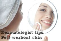 Post Workout Skin Tips