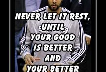 Basketball / All my favourite basketball quotes and players