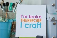 CRAFTING - I CAN DO THIS. / by Phoebe Costley