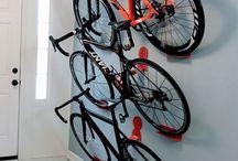 Bike garaż