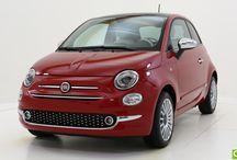 Fiat 500 / Vous recherchez une petite voiture charmante et hésitez entre plusieurs modèles ?  Qarson vous présente la Fiat 500 en essence.