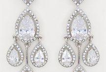 Jóias para Noiva | Wedding Jewelry / Brinco de Noiva | Noivas do Brasil www.noivasdobrasil.com.br