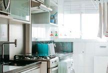 Cozinha/área serviço