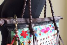 bag charms & tassels / by DramaqueenSeams