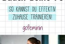 Bauch-Beine-Po-Training