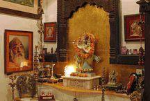 Puja Room Ideas