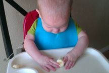 baby led weaning / by Emily Lundgren