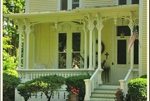 Covered Porches / by Emily White