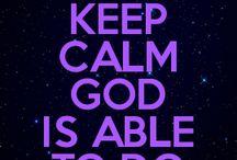 God / Inspiring