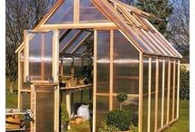 Greenhouses / by Judy Lies