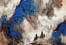 中国古人名画